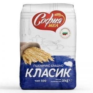 БРАШНО СОФИЯМЕЛ 2КГ