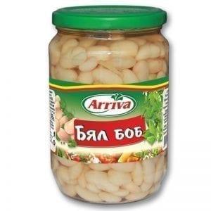 БЯЛ БОБ АРИВА 680ГР