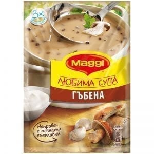 ГЪБЕНА СУПА МАГИ 50ГР