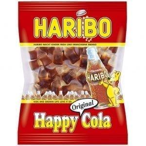 ЖИЛИБОНИ HARIBO HAPPY-COLA