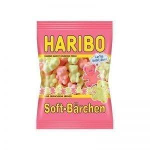 Желирани бонбони HARIBO Меки мечета 100гр.