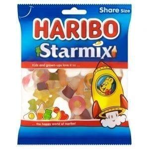 ЖИЛИБОНИ HARIBO STARMIX 100ГР