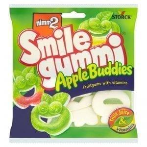 ЖИЛИБОНИ SMILE GUMMI APPLE