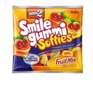 ЖИЛИБОНИ SMILE GUMMI FRUIT MIX 100ГР