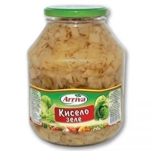 КИСЕЛО ЗЕЛЕ АРИВА 1.6КГ