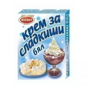 КРЕМ БЯЛ БИОСЕТ 50ГР