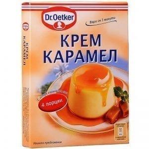 КРЕМ КАРАМЕЛ DR.OETKER