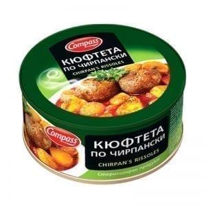 КЮФТЕТА ПО ЧИРПАНСКИ КОМПАС 300ГР