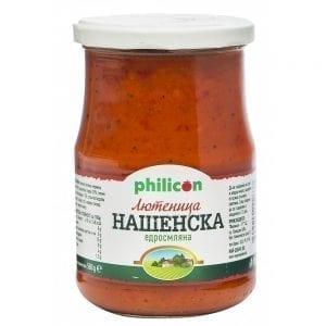 ЛЮТЕНИЦА НАШЕНСКА ФИЛИКОН 580ГР