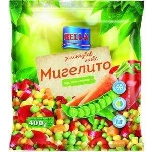 БЕЛЛА микс зеленчуков Мигелито 400 гр.