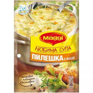 ПИЛЕШКА КРЕМ СУПА МАГИ 54ГР
