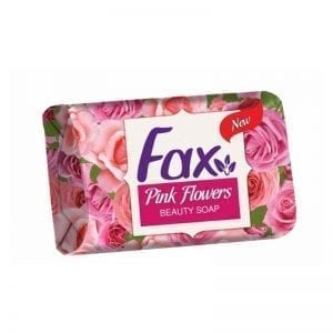 САПУН FAX PINK FLOWERS 140ГР