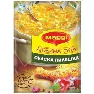 СЕЛСКА СУПА МАГИ 46ГР