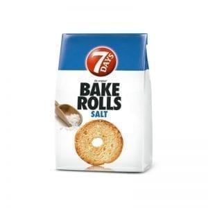 BAKE ROLLS 7 DAYS СОЛ 112ГР