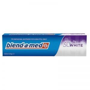 BLEND A MED 3D WHITE 100МЛ
