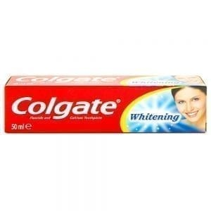 COLGATE WHITENING 50МЛ