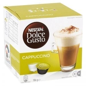 DOLCE GUSTO CAPPUCCINO 16БР
