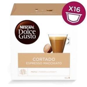 DOLCE GUSTO CORTADO 16БР