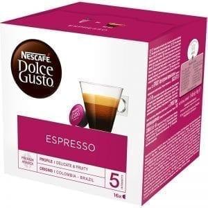 Кафе Nescafe Dolce Gusto Espresso 96 г 16 бр