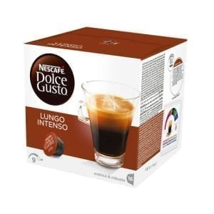 DOLCE GUSTO LUNGO INTENSO 16БР