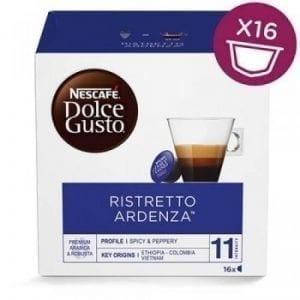 DOLCE GUSTO RISTRETTO ARDENZA 16БР