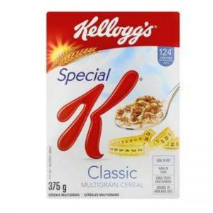 KELLOGGS CLASSIC 375ГР