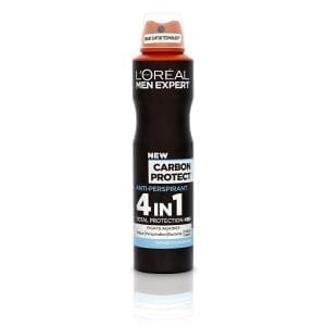 L'OREAL MEN DEO CARBON PROTECT 150МЛ