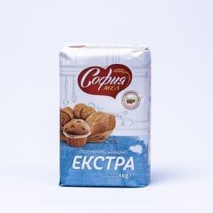 БРАШНО СОФИЯМЕЛ ЕКСТРА 1КГ