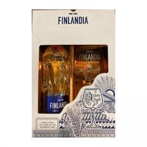 ВОДКА FINLANDIA 0.7 + КОПА ЧАША